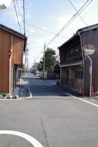 コースマップ(9730)から大橋(阪内川)へ
