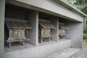 神宮御料鰒調製所左手の祠