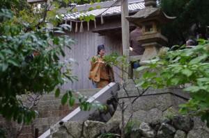 勤労感謝祭(海士潜女神社)