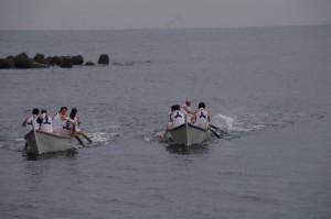 競漕(1回目) (二船祭)