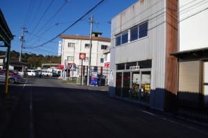 近鉄 伊賀神戸駅前