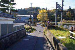 近鉄 踏切道 伊賀神戸 第一号へ