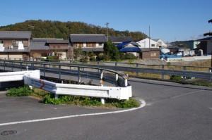 羽根橋(前深瀬川)