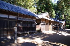 参籠所(大村神社)