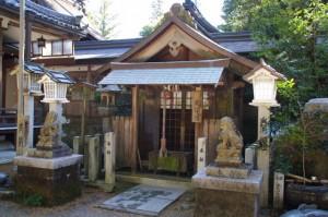 地震守護 要石社(大村神社)