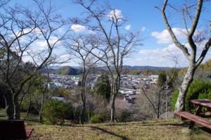 桜山公園からの眺望
