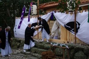 奉祝祭(御薗神社)