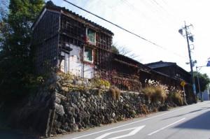 旅館「両口屋」跡(倭町) 2011年12月10日時点
