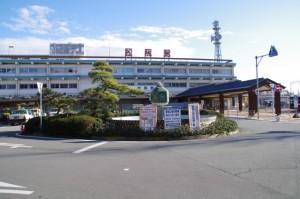 松阪駅 JR側