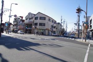 日野町交差点