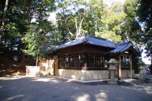 神戸神社(み歴マ 伊勢(22)垣鼻町12)