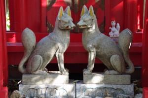 御乳母稲荷神社