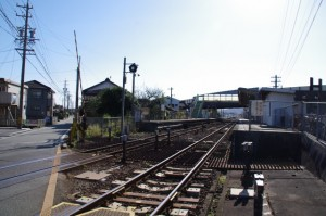 JR徳和駅