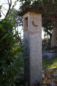 常夜燈(浄林寺)