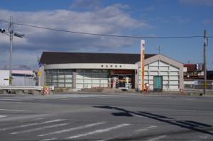 櫛田郵便局、コースマップ(6700)付近
