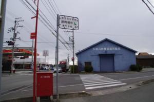 サークルK 久居井戸山店前の交差点