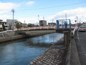 世義寺橋(勢田川)