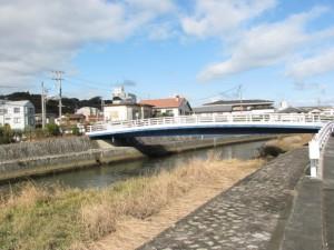 楓橋(勢田川)
