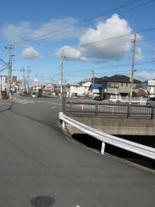 幸橋(勢田川)