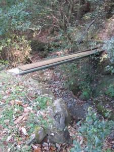 勢田川の上流へ