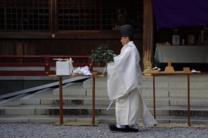 大祓式(猿田彦神社)