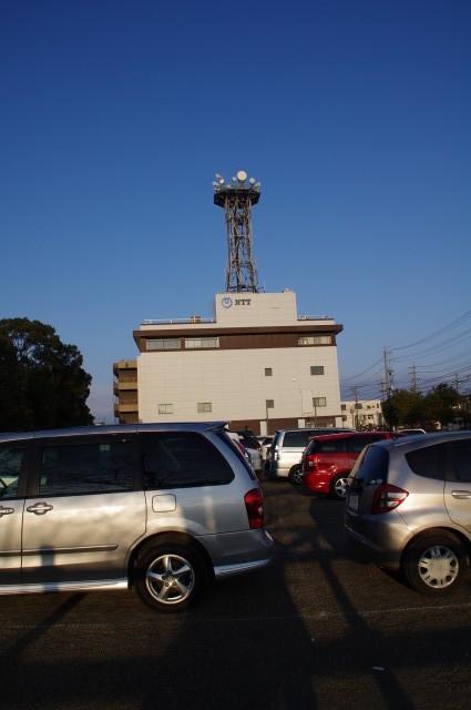 臨時駐車場(外宮)