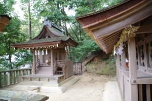天神社、七座社(石上神宮)
