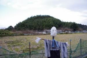 内山永久寺跡付近