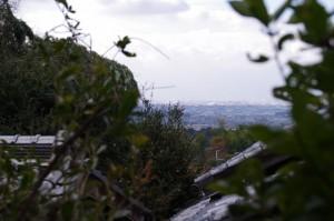 山の辺の道 石畳での風景(内山永久寺跡~夜都伎神社)
