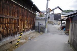 山の辺の道(萱生町環濠集落~大神神社御旅所)