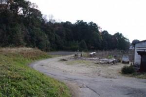 山の辺の道(念佛寺付近)
