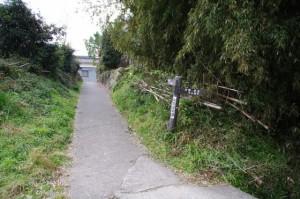山の辺の道(大和神社御旅所~トレイル青垣)