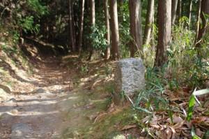 桧原神社付近(山の辺の道)