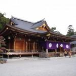 祈祷殿(大神神社)