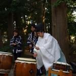 湯立神事(栄野神社)