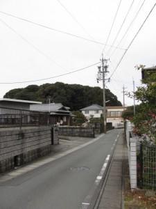 御側橋から宇治山田神社へ