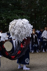 御頭神事(東大淀)