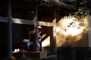 獅子頭(田丸神社)