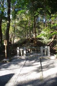 獅子頭神事の前(田丸神社)
