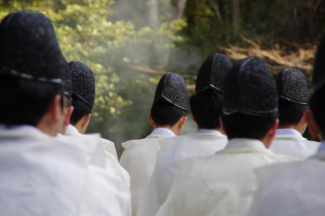 春季皇霊祭遥拝(動画あり)