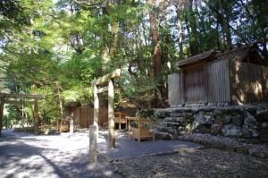 子安神社と大山祗神社