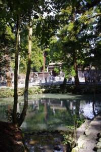 御池(外宮)