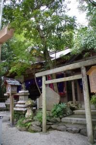 豊川茜稲荷神社と茜牛天神