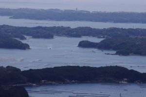 英虞湾(見晴展望台から)
