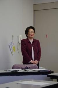 お伊勢さん観光ガイドの会 阿形 智恵子さん
