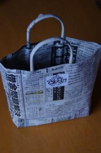 手づくりのお菓子袋、鍬形祭(九鬼岩倉神社)
