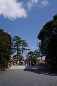 火除橋(外宮 表参道)
