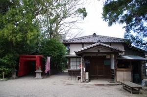 坂社の社務所