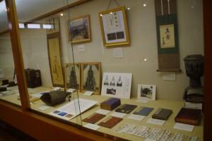 小林政太郎翁の展示物