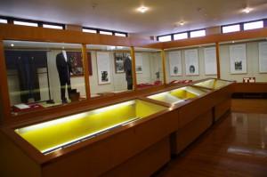 村山龍平翁の展示物